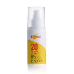 Derma Sun Spray SPF20 150ml